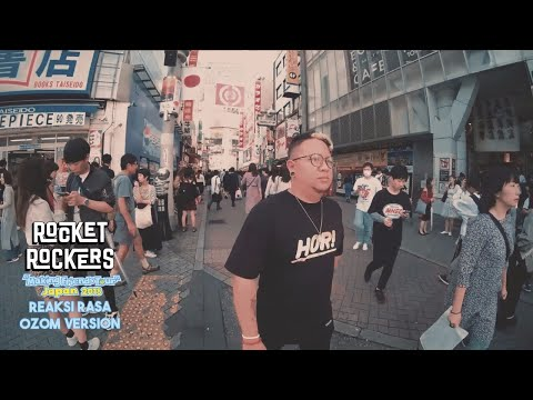 Rocket Rockers - Reaksi Rasa (Ozom Official Music Video Version)