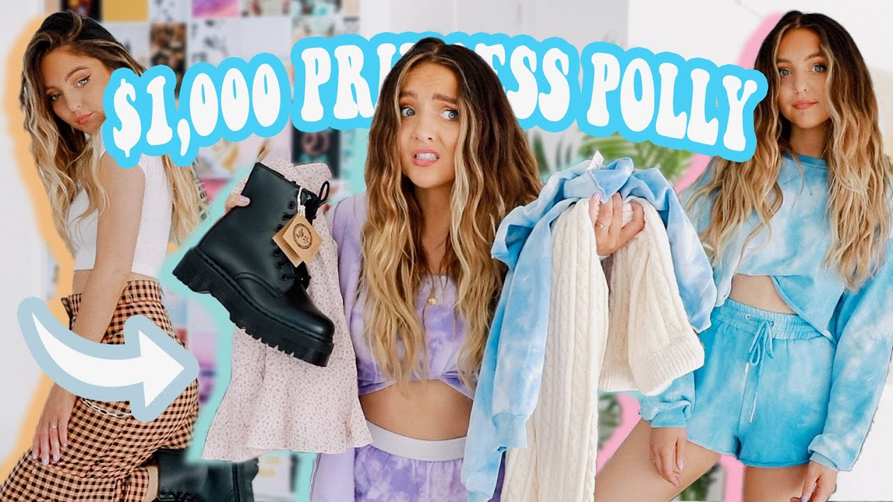 $1,000 ON PRINCESS POLLY CLOTHING? (picked out by my ex lol) *WAS IT WORTH IT?!