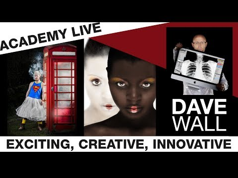 ACADEMY LIVE   Dave Wall - Exciting, Creative, Innovative