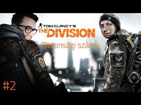 A Biztonsági szárny felszabadítása :D   Tom Clancy's The Division #2