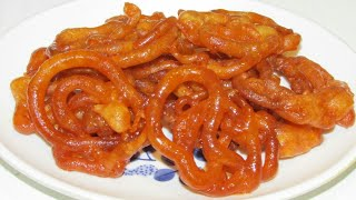 Jalebi easy recipe/Jalebi halwai style crispy crunchy juicy recipe in Hindi/How to make jalebi