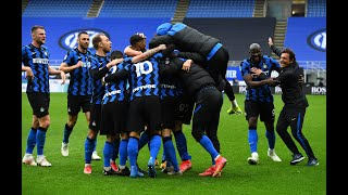 INTER TV LIVE | INTER ARE THE 20-21 CHAMPIONS OF ITALY | I M SCUDETTO 1️⃣9️⃣🇮🇹⚫🔵 [SUB ENG]