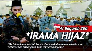 """Download Mp3 Imam Sholat Merdu, Tilawah Sedih Irama Hijaz """"surat Al Baqarah 200""""   """