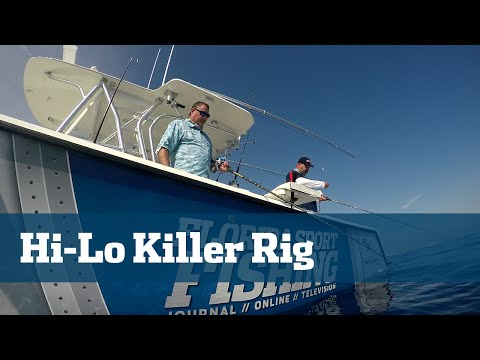 Florida Sport Fishing TV - Rigging Station Snapper Porgies Best Rig Reef Wreck Fishing Squid