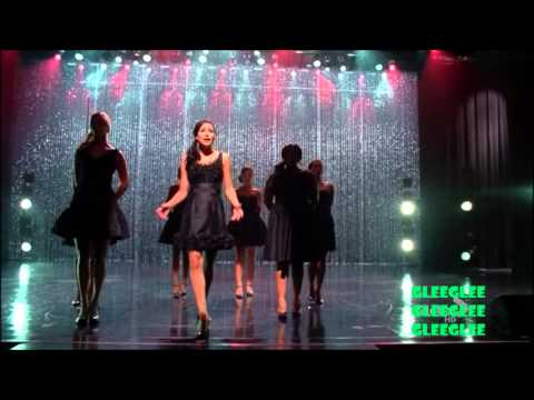 Rumor Has It / Someone Like You-  Glee (Full Performance HD)