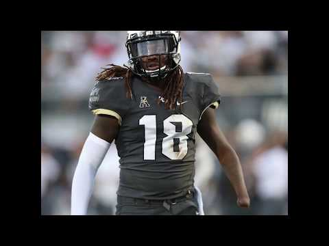official photos 8fecd 88a9d UCF's Shaquem Griffin Overcomes Birth Defect To Become A Top LB