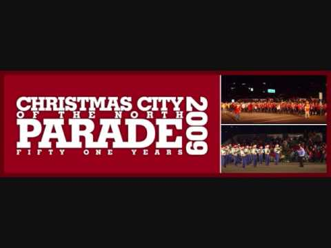 Christmas City - Merv Griffin