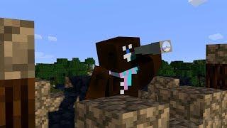 Construir mi casa , survival en el servidor de firredrake#3