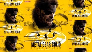 Metal Gear Solid Peace Walker OST (Full)