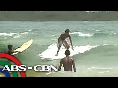 UKG: Surfing spot ng Gubat, Sorsogon