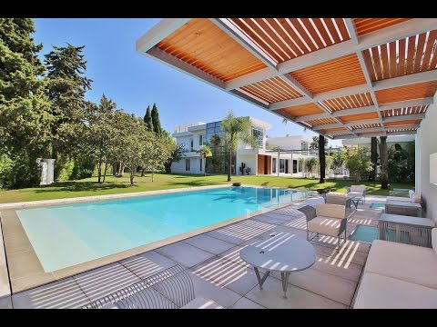 New Modern Villa in Guadalmina Baja, Marbella, Spain