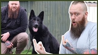 TERRIFYING German Shepherd Who CAN'T Find a Home! Is He To Dangerous!?