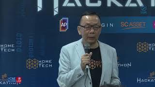 Home Hackathon 2018  อบรมเชิงปฏิบัติการด้าน Data Science