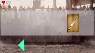 Blind gladiator - Test run Video
