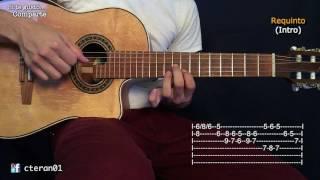Quizas, quizas - Los Panchos Tutorial Requinto y Guitarra