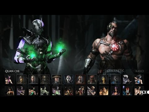 Characters I Want To See In Mortal Kombat X Youtube