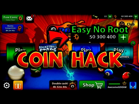 8 ball pool unlimited coins and cash hack-100% work