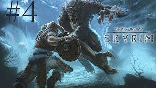 Прохождение TES V: Skyrim #4 Белая река