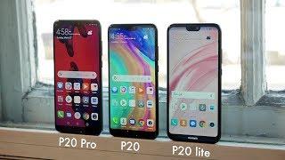 Huawei P20, P20 Pro & P20 lite: Meine Meinung & Ersteindruck (Deutsch) | SwagTab