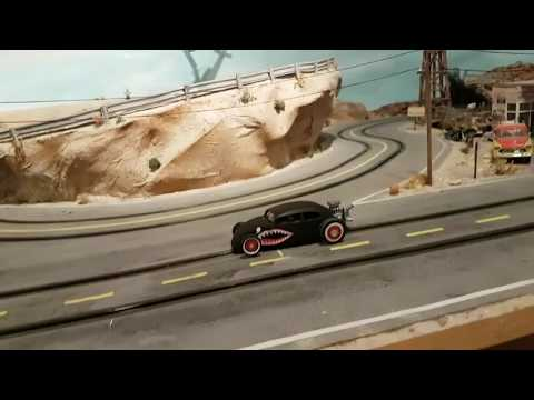 Carrera Go Beetle Käfer Hotrod 1:43 3D Druck