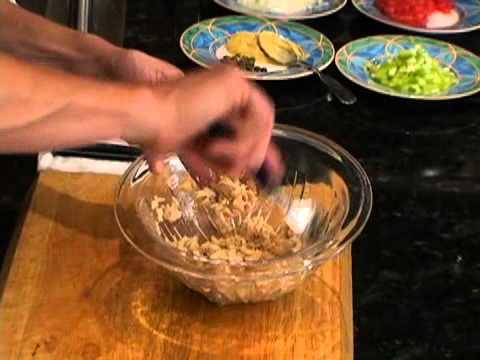 No Mayonnaise Healthy Tuna Salad with Chef Ellen Sternau