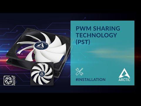 ARCTIC's PWM Sharing Technology
