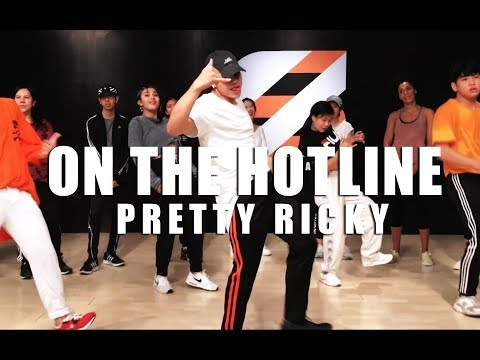 On The Hotline - Pretty Ricky | Smart.Bazic Choreography |