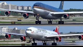 hd variety is the spice of flight 25 min plane spotting chicago o hare international airport