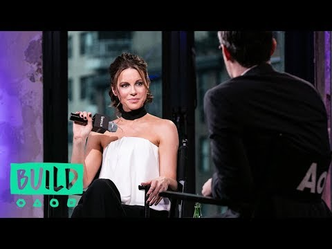 Kate Beckinsale Discusses Working With Whit Stillman