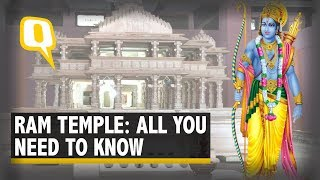 Ayodhya Temple: How's the Ram Mandir Construction Coming Along | The Quint