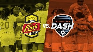 Western New York Flash vs. Houston Dash