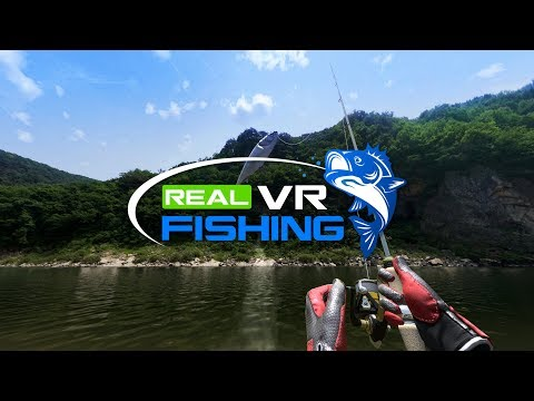 Real VR Fishing  |  Oculus Quest, Rift Platform, + Oculus Go