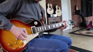 Marty Beck - Gibson Les Paul Into Fender Pro Junior
