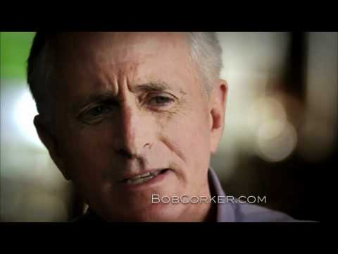 """No More"" - Television Ad from Bob Corker for Senate 2012"