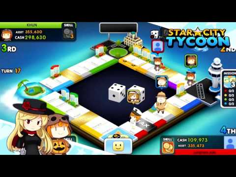 Star City Tycoon - Global launch on 19th Nov!
