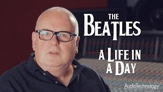 Recording The Beatles at Abbey Road with Richard Lush
