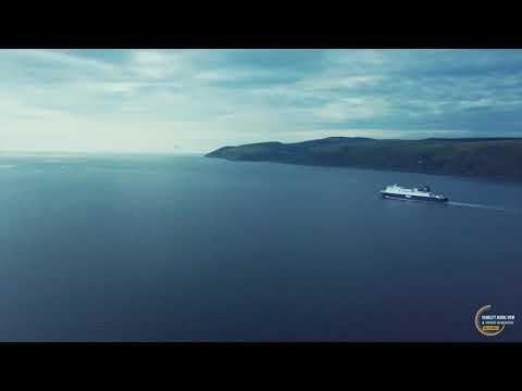 P&O Ferry Cairnryan To Larne