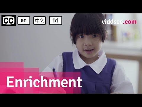 Enrichment - Mom