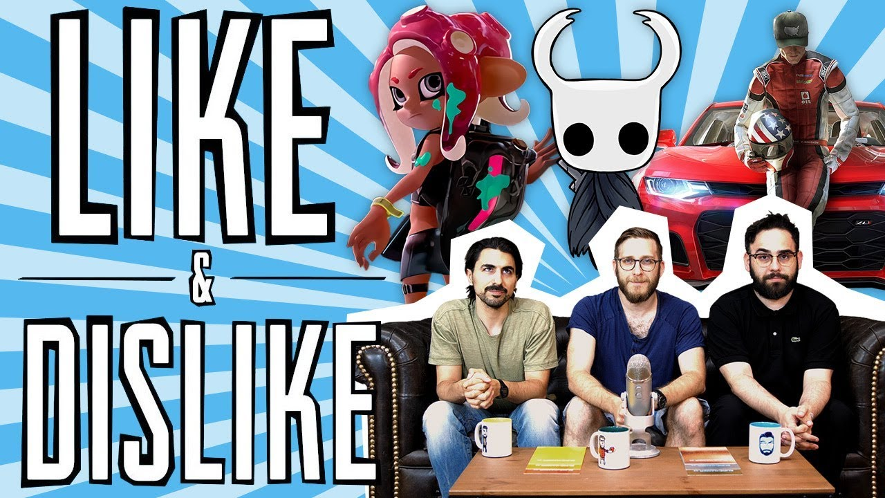 LIKE & DISLIKE: The Crew 2, Fortnite, Pase Black Ops, Splatoon, Cyberpunk 2077, Hollow Knight...