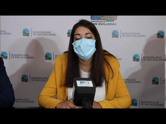 Romina Lopez anunció la capacitación del Convenio de Ley Micaela