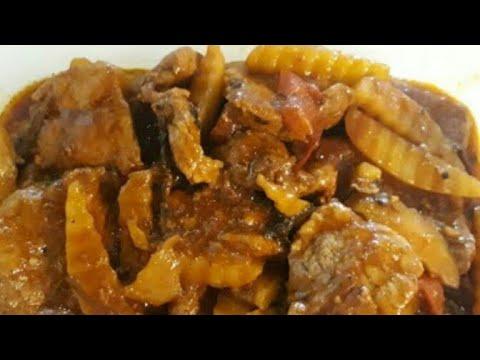 PORK ASADO | How To Cook Yummy & Tasty Pork Asado