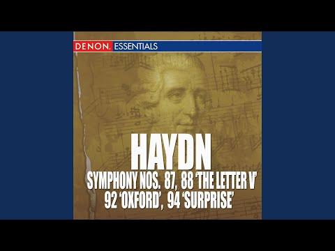 Symphony No. 94 G Major