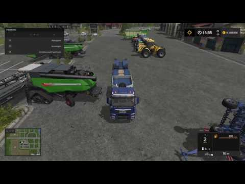 Farming Simulator 17 Gameplay