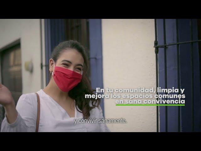 Trabajemos juntos por nuestra salud -Gobierno de Michoacán