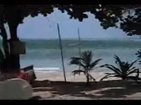 Tidal Wave In Thailand Youtube