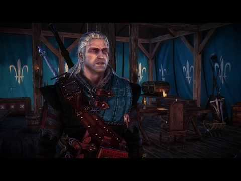 Geralt and Ves Romance in Aedirn (The Witcher 2 | Censored)
