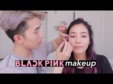 Blackpink Jisoo Inspired Makeup ft. Ivan Lam