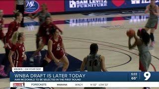 Aari McDonald Set For WNBA Draft