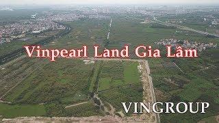 Vinpearl Land Gia Lâm – Tổ hợp công viên giải trí cao cấp của Vingroup