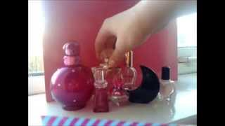 My Perfume Collection:Winter 2014